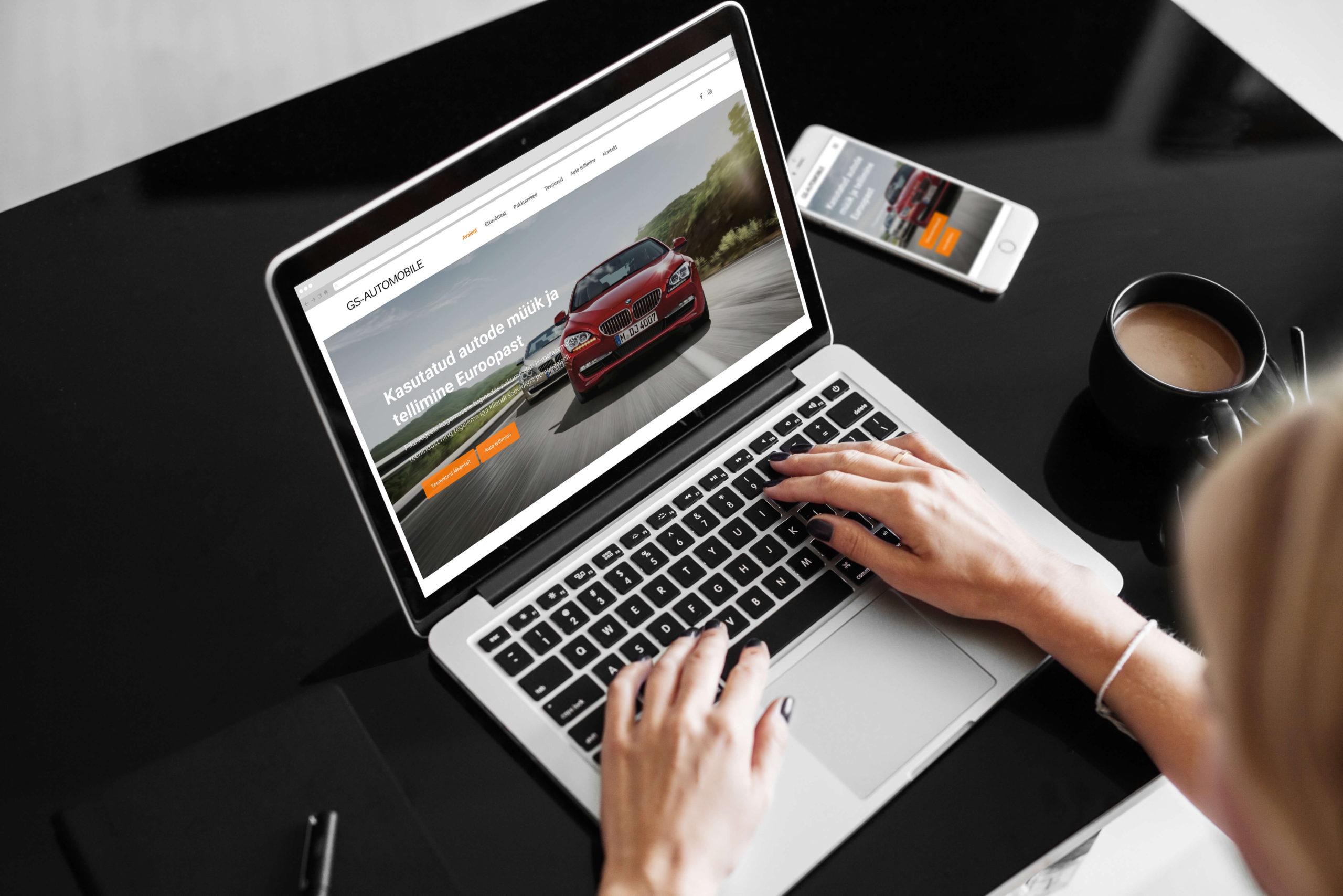 GS-AUTOMOBILE – sõidukite import ja müük