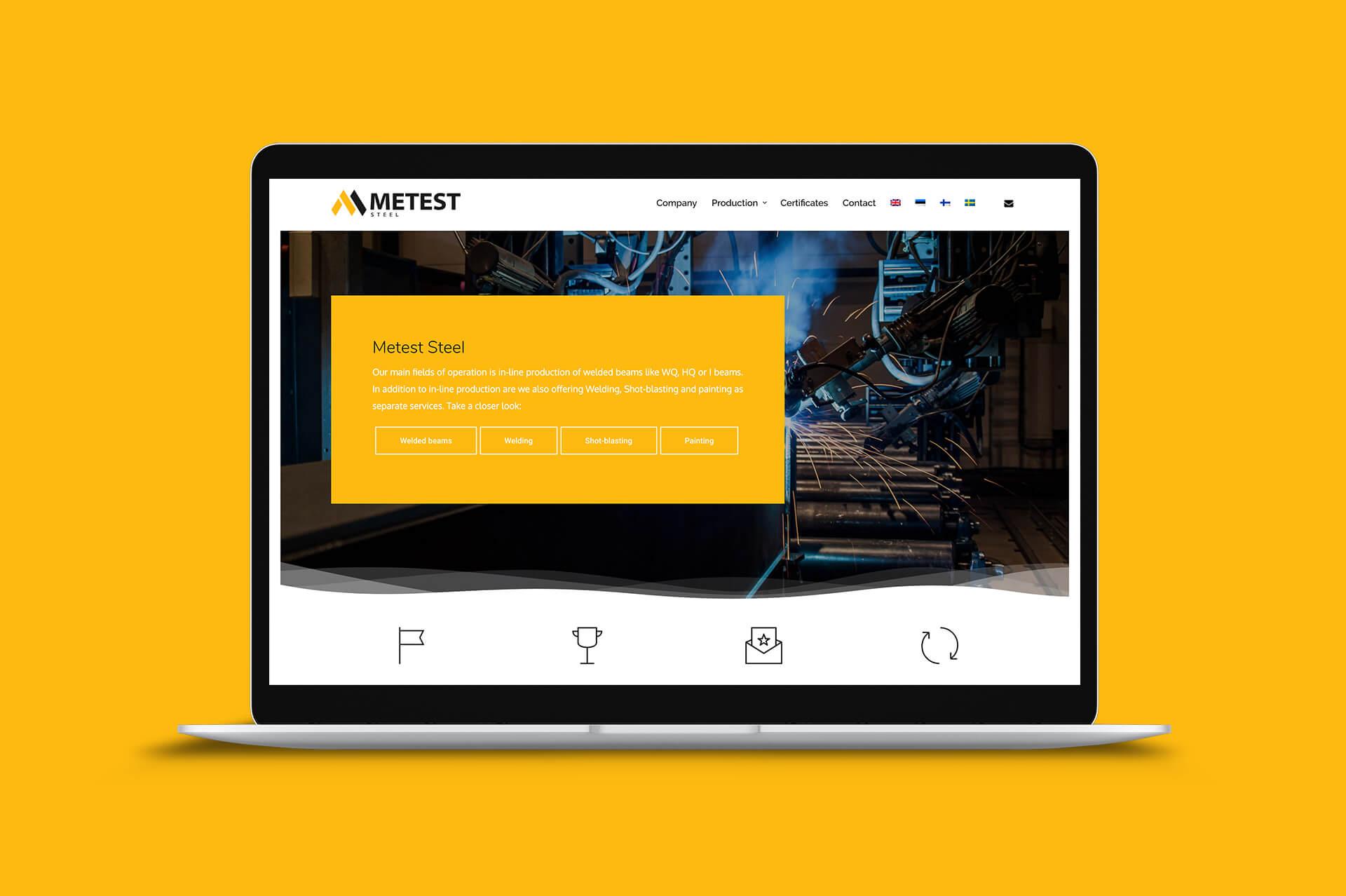 METEST – metallitööstuste grupp