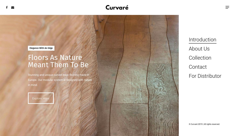 CURVARÉ – eksklusiivsed puitpõrandad